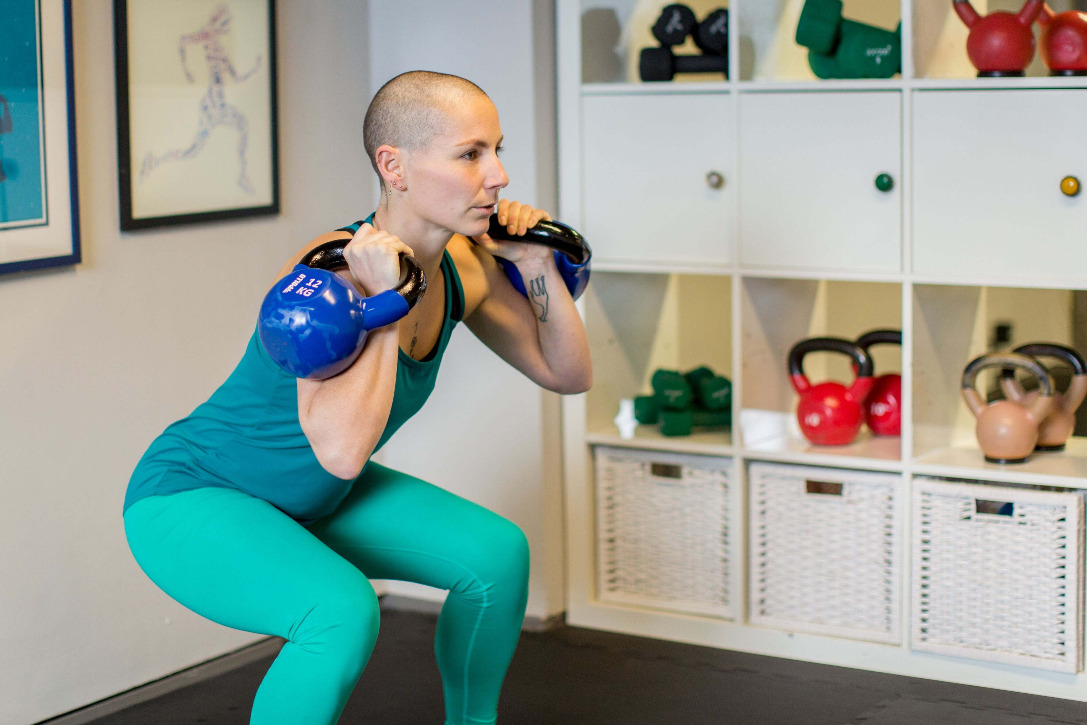 Helen Weller Personal Trainer in London